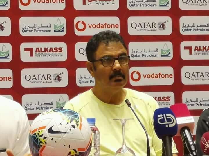 مدرب المنتخب الوطني نسعى لتحقيق اول فوز يمني في خليجي24 امام الامارات