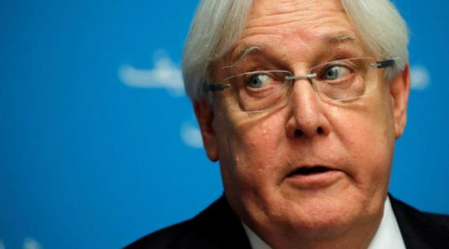 غريفثس يصل الرياض لمنقاشة عملية السلام في اليمن