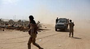 مصرع عناصر حوثية في هجوم للجيش الوطني في الجوف