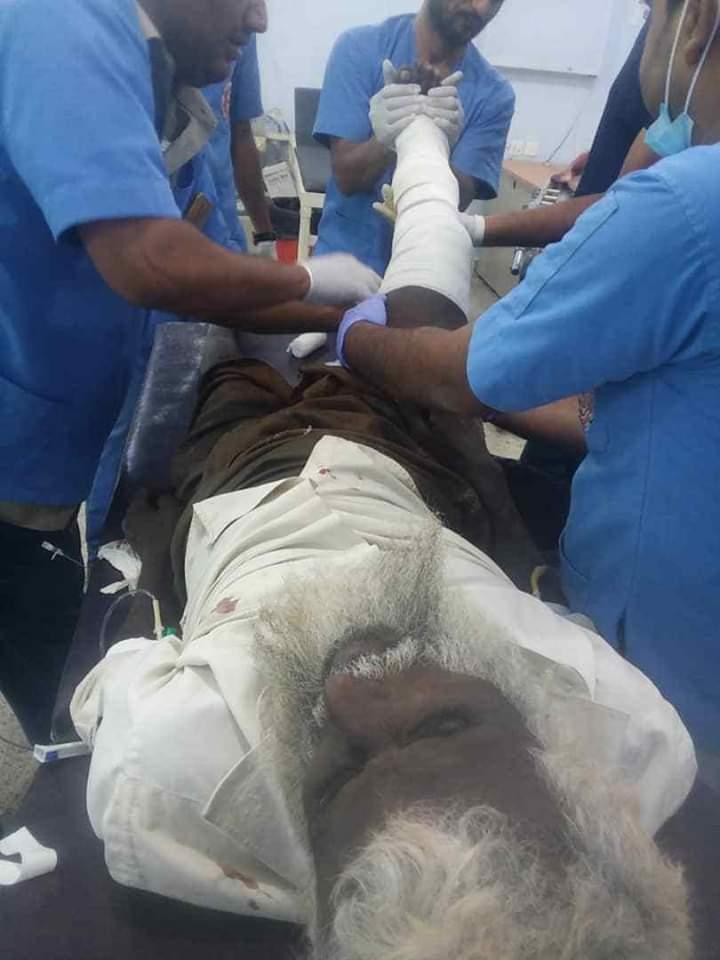انفجار لغم يودي بحياة إمرأة وإصابة زوجها بالساحل