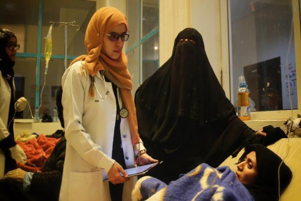 وفاة 830 امرأة يمنية كل يوم بسبب الولادة