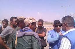 فريق الحكومة اليمنية في لجنة إعادة الانتشار يناقش مع البعثة الأممية خروقات الحوثيين للهدنة