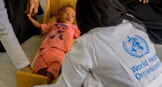 الصحة العالمية: 19.7 مليون يمني بحاجة للرعاية الصحية