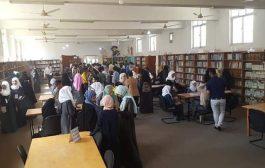 وكيل أول يفتتح المكتبة العامة بتعز ومدير الثقافة يعتبره تراجع لقرار الوكيل وتنفيذا لتوجيه الفقيه (تفاصيل)