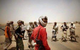 حملة عسكرية تفتح الخط الدولي بمحافظة مأرب