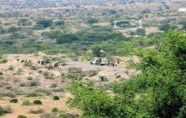 صد هجوم لمليشيات الحوثي في مديرية ماوية شرق تعز