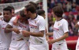 إشبيلية يحقق فوزا هاما على ليغانيس في الدوري الاسباني