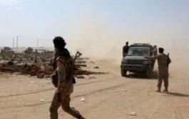 المركز الإعلامي بالضالع: العمليات العسكرية لن تتوقف حتى تحقيق كامل أهدافها