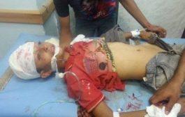 منظمة أنقذوا الطفولة: مقتل وإصابة 33 طفل شهرياً في الحديدة وتعز في 2019