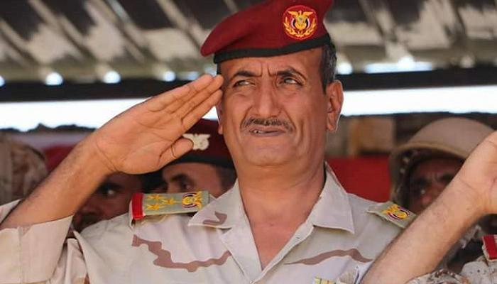 استشهاد القائد عدنان الحمادي في عملية اغتيال