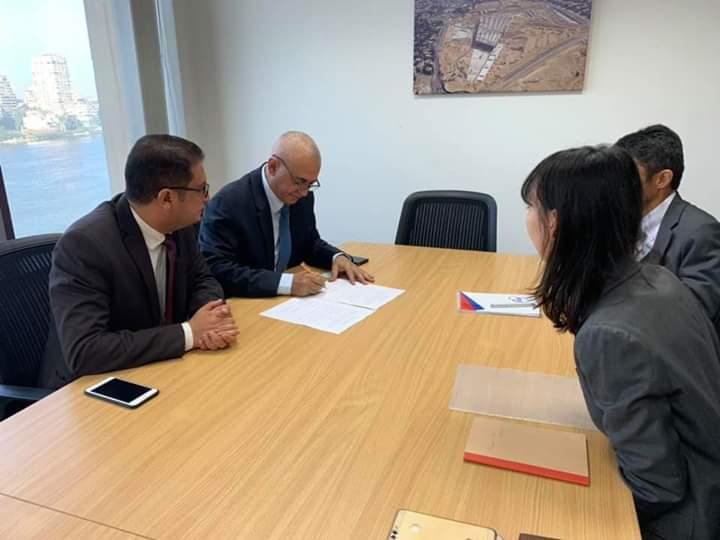 الشرجبي يوقع اتفاقية مع (الجايكا) لدعم مشاريع قطاع مياه الريف في اليمن