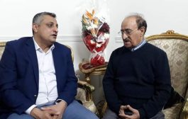 دماج يتعهد بحل مشكلة الإقامة والصفة الدبلوماسية لفنان اليمن الكبير احمد السنيدار
