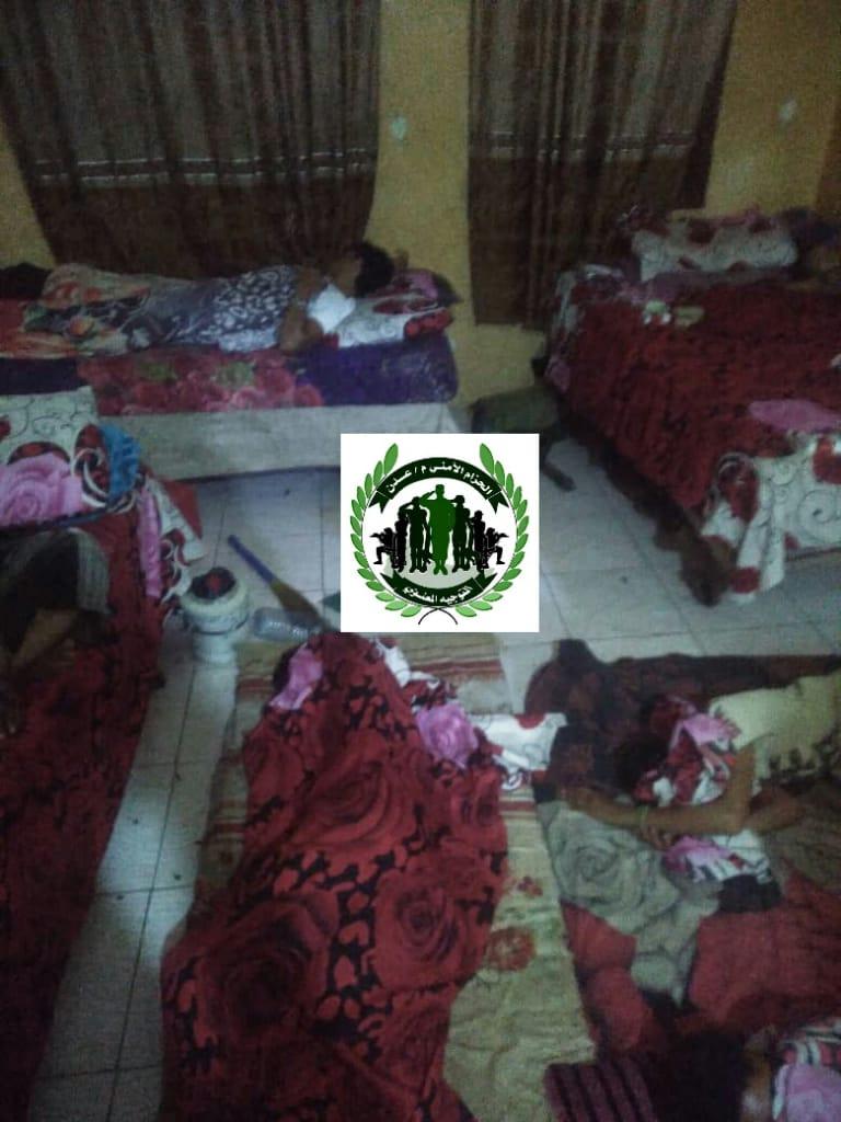ضبط عصابة من 20 شخص تستخدم الأطفال للتسول في عدن