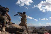 قوات الحكومة الشرعية تحقق تقدمات واسعة بجبهة نهم ووزارة الدفاع توجه بمواصلة التقدم