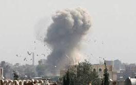 مسؤول عسكري ينفي ان يكون الاستهداف الصاروخي الحوثي لعرض عسكري بالضالع (تفاصيل)