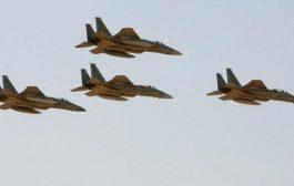 مقاتلات التحالف العربي تجدد استهدافها لأهداف عسكرية للحوثيين في عدد من المحافظات اليمنية