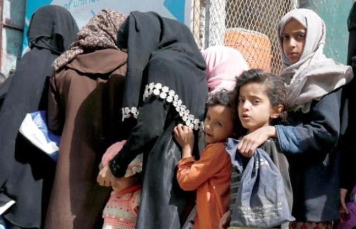 22 امرأة وفتاه اختطفتها جماعة  الحوثي  خلال شهر واحد