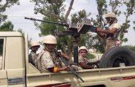 القوات المشتركة تصد هجوماً لمليشيات الحوثي غرب الفاخر