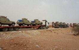 قوة عسكرية سعودية تصل محافظة مأرب