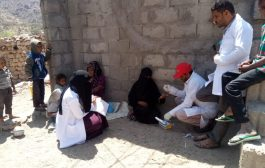 فريق الاستجابة السريعة للطوارئ بالمقاطرة يزور عزلة الغودرة