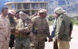 تعزيزات عسكرية جديدة تصل شمال الضالع