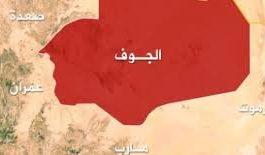 إرتفاع وتيرة المواجهات بين قوات الحكومة الشرعية والانقلابيين في الجوف