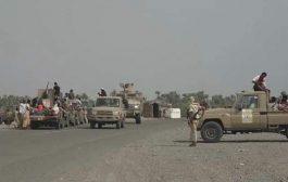 احباط محاولة تسلل لميليشيا الحوثي في مدينة حيس جنوب الحديدة