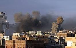 قوات الشرعية تسقط طائرة مسيرة  عقب قصف حوثي لمنازل المدنيين في يتمة الجوف