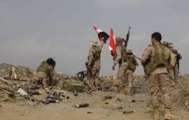 القوات الحكومية تشن هجوماً على مواقع الانقلابيين شرقي صنعاء