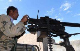 قوات الجيش تكسر تسللات حوثية في الضالع