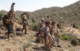 المقاومة الجنوبية تخوض مواجهات عنيفة في جبهة بتار بالضالع