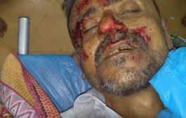 وفاة مدير شرطة مدينة الوهط وإصابة أخرين بلحج