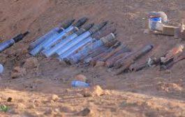 اللواء 35 مدرع بتعز يحبط عملية تهريب ذخائر للحوثيين