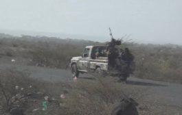 غارات جوية للتحالف العربي على مواقع الميليشيات غربي الضالع