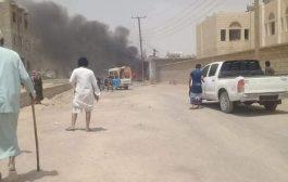 انفجار يستهدف قائد المنطقة العسكرية الثالثة بمارب