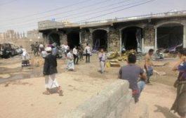 مقتل ستة مدنيين وإصابة 12 آخرين بقصف صاروخي للحوثيين على مأرب