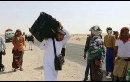 اليمن.. نزوح 25 ألف أسرة من الجوف جراء التصعيد الحوثي