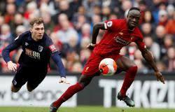 ليفربول ينجو من فخ بورنموث ويواصل الحفاظ على صدارة ترتيب الدوري الإنجليزي (فيديو)