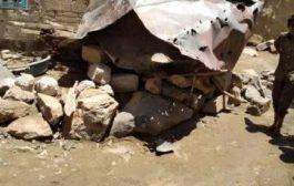 قتلى وجرحى بينهم إمراة في قصف مدفعي حوثي على البيضاء