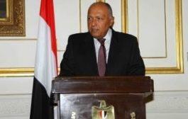 القاهرة تُرحب بإعلان تحالف دعم الشرعية وقف إطلاق النار فى اليمن