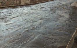 أمطار غزيرة لليوم الثاني على التوالي في صنعاء والأرصاد يحذر