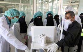 49 ألف جهاز كشف عن فيروس كورونا في طريقها إلى اليمن