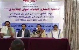 اليمن.. 55 ألف انتهاك ارتكبها الحوثيون بالجوف خلال شهر