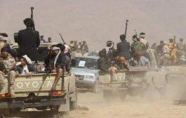 مصرع 25 حوثياً في جبهة صرواح غرب مأرب