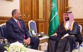 برئاسة الزبيدي قيادات في الانتقالي تصل الرياض