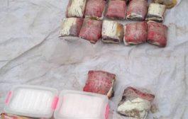 قوات خفر السواحل اليمنية تضبط كمية من المخدرات قبالة جزيرة حنيش