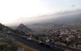 تقرير: مقتل وإصابة 22 مدنياً في تعز خلال مايو الماضي