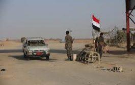 """اعلان وقف الاشتباكات في نصاب بشبوة..واستعادة المجمع الحكومي """"فيديو"""""""