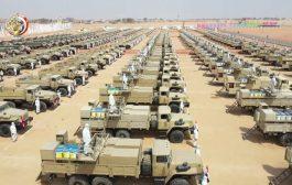 الجيش المصري يعلن بدء الاستعداد القتالي على حدود ليبيا