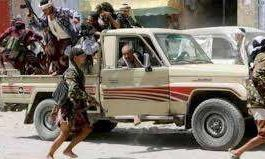 اصابة زوجة رئيس عمليات اللواء 35 مدرع في هجوم  لميليشيات مدعومة قطريا بتعز